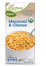 Simply Nature Organic Macaroni and Cheese