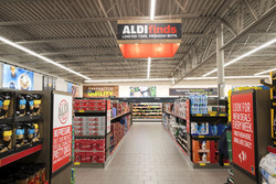 ALDI Finds Section