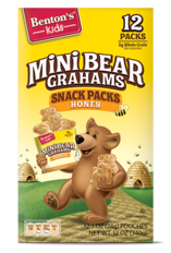 Benton's Teddy Bear Graham Crackers