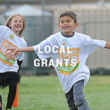 Local Grants. Click to learn more.