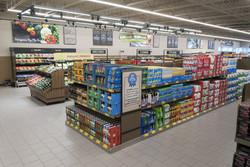 ALDI Store Interior