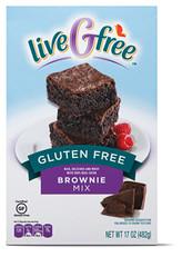 liveGfree Gluten Free Brownie or Baking Mix