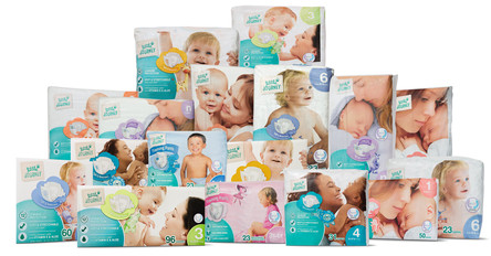 Little Journey Diapers and Training Pants
