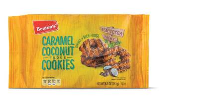 Benton's Caramel Coconut Fudge Cookies