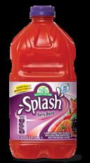 Nature's Nectar Splash Juice