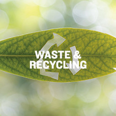 Waste & recycling. Learn more.