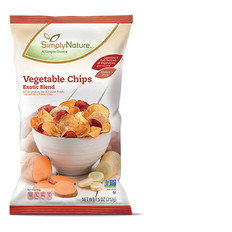 SimplyNature Exotic Vegetable Chips
