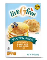 liveGfree Gluten Free Pancake & Baking Mix