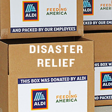 Disaster Relief. Click to Learn more.