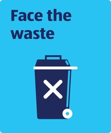 Face the waste