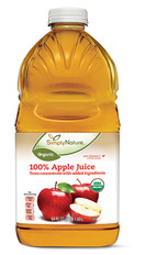 SimplyNature Organic 100% Apple Juice