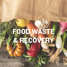 Food waste & recovery. Learn more.