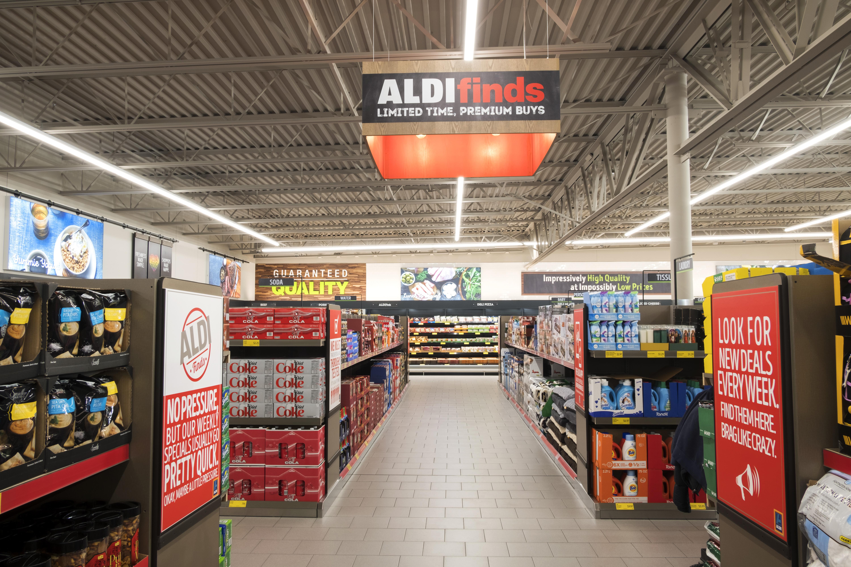 Aldi us aldi store images for Aldi international cuisine