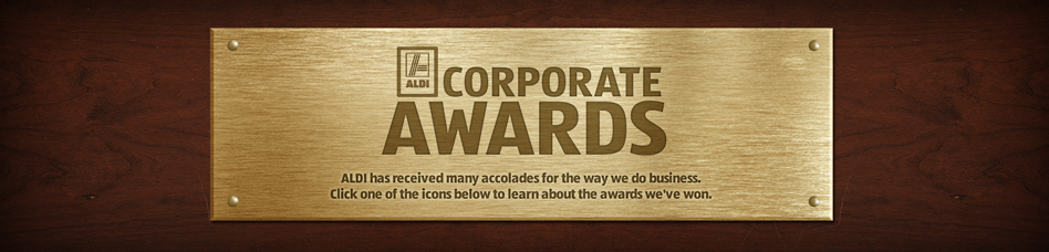 Our corporate awards and accolades