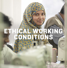 Ethical working conditions. Learn more.