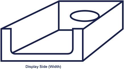 Display Ready Case Diagram